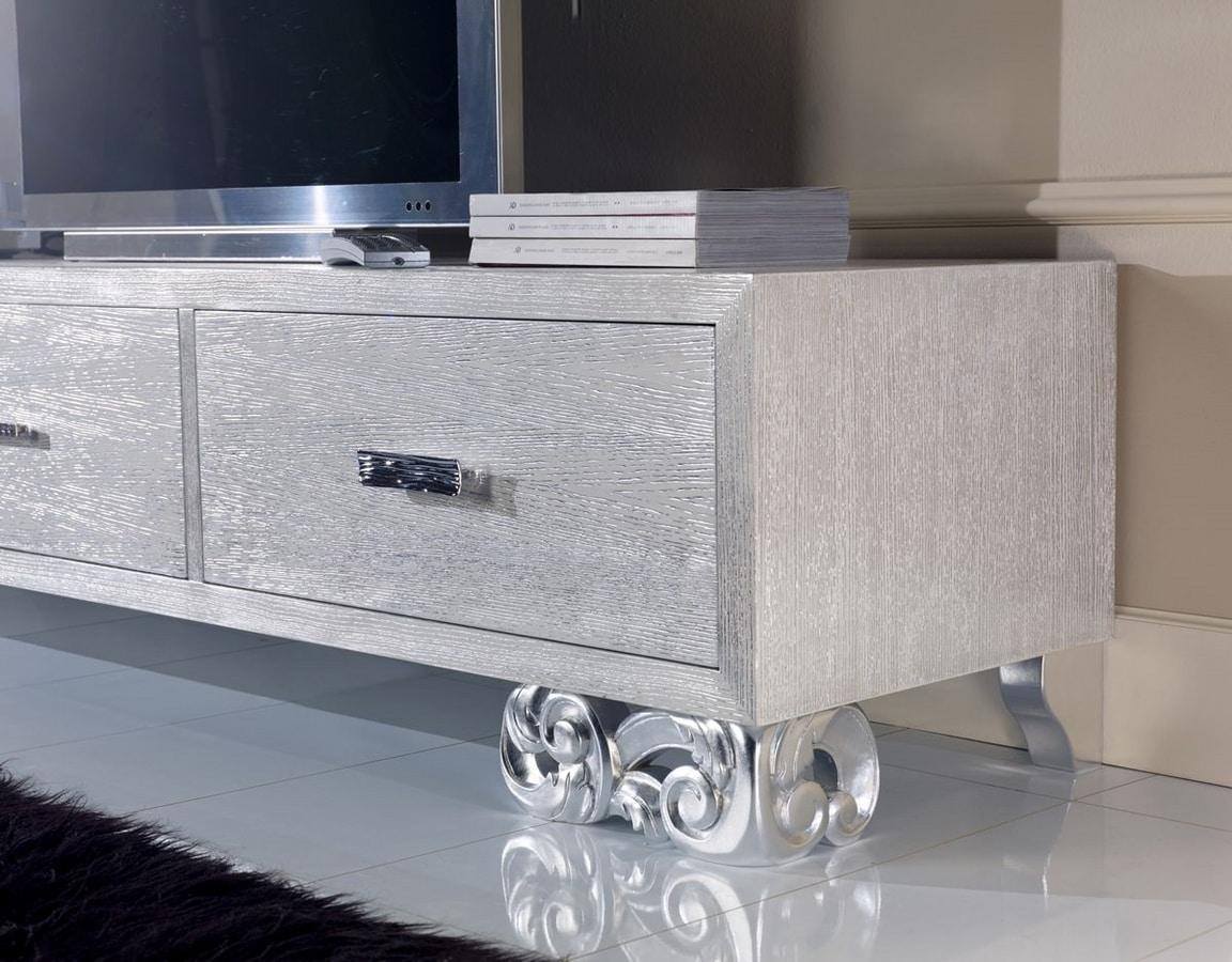 Allegra Living, Meubles de meuble TV pour salon