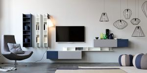 Citylife 14, Meubles de salon, avec un design minimaliste