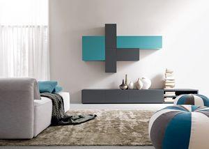 Citylife 45, Composition pour salons, personnalisable