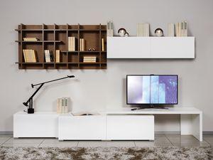 Climb Day 23, Mobilier modulaire pour les salles de séjour, dans un style minimaliste