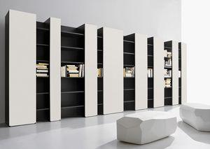 CODE comp.03, Meubles pour la vie moderne, haut design, meuble TV