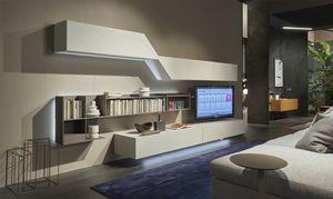Domino Concept, Meubles de salon au design dynamique