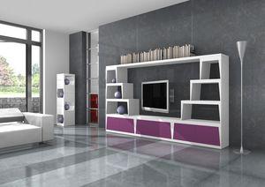 Egon, Conception meuble TV pour votre salon branché