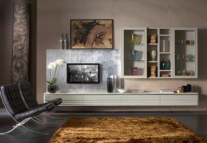 Elettra Art. EL1028, Système de mobilier de salon modulaire