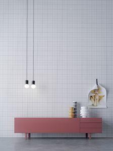 GRAPHOS 210, Buffet de style contemporain