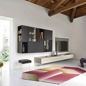 Lampo L5C39, Mobilier moderne pour le salon