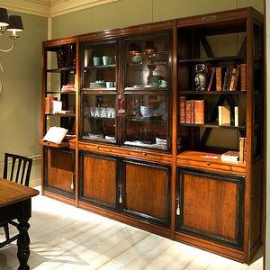 Menai EL.BY.0005, Composition modulaire Byblos avec six portes et quatre tiroirs