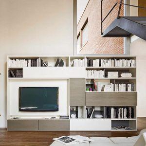 Modo M5C56, Bibliothèque avec rabat