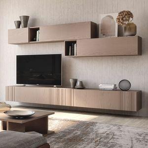 Nova NOVACOMPO1, Meubles de salon en bois véritable