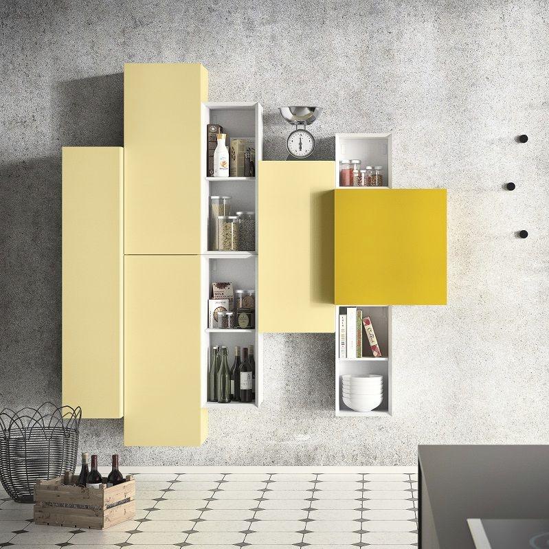People P205, Mobilier design modulaire pour salon moderne