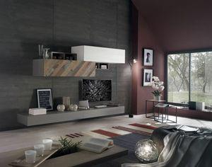Spazio Contemporaneo SPAZ11, Meubles pour salon moderne