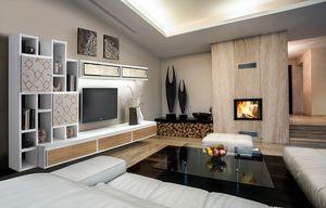 ST 14, Meubles de salon, minimal, modulaire, fonctionnel