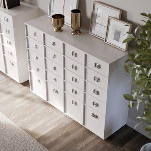 TOOLBOX comp.01, Meubles de salon, des unités de stockage avec des tiroirs