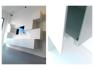 Trealcubo comp.01, Système modulaire pour les meubles
