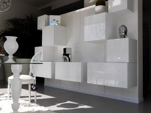 Trealcubo comp.02, Système modulaire pour les meubles