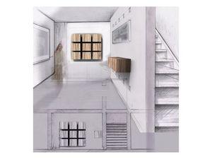 Trealcubo comp.05, Système modulaire pour les meubles