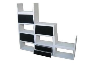 Up, Meubles modulaires pour les salles de vie modernes
