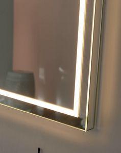 Nuxe E300, Miroir avec cadre éclairé par LED