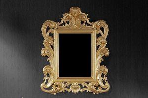 Ricciolo petit, Miroir de style adapté pour les hôtels et restaurants