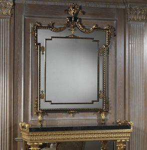 Art. 2095 miroir, Miroir rectangulaire avec cadre sculpt�