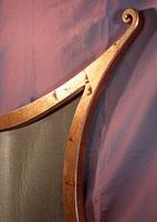 Art.2147 Visionnaire, Miroir classique de luxe, forme originale, pour le hall