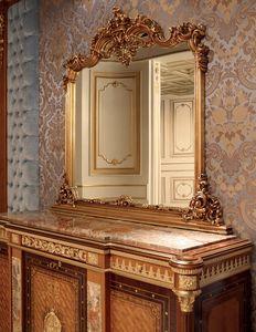 Art. 413, Miroir sculpté classique