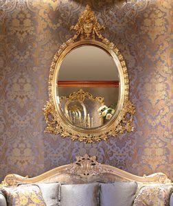 Art. 418, Miroir ovale sculpt�