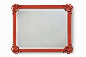 Art. 711, Miroir rectangulaire avec embellissements sur les coins
