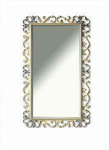 Art. 771, Miroir rectangulaire, idéal pour restaurants et villas