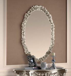 Art. 901, Miroir ovale argenté