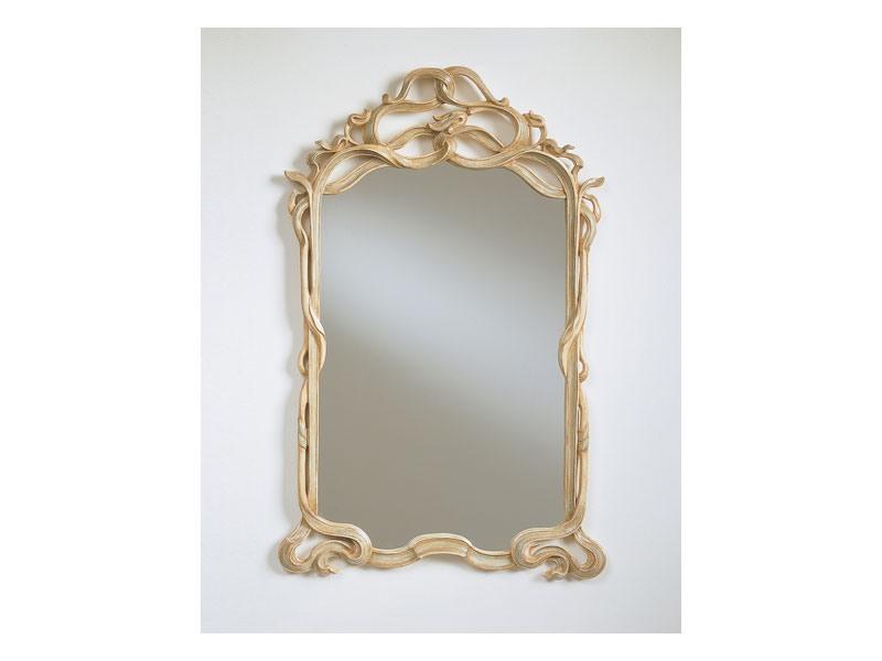 Art. 925, Miroir classique, cadre sculpté, pour le restaurant