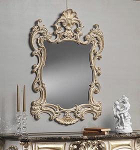 Art. 970/IN miroir, Miroir sculpté luxueux