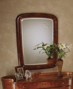 Flory miroir, Miroir rectangulaire classique Ash