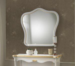 Giulietta Art. 3311 - 3411, Miroir avec cadre laqué