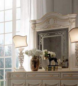 Luigi XVI Art. SPE/LU/120, Miroir avec cadre sculpt�
