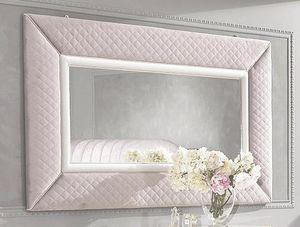 QUEEN miroir 1, Miroir rectangulaire pour la chambre