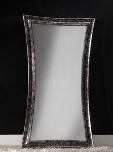 Art. 20501, Miroir moderne avec cadre en bois
