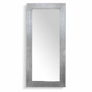 Arka Art. 327-P, Miroir recouvert de cuir