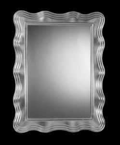 Art. 20944, Miroir avec cadre ondulé