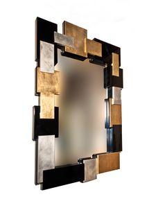 Art. 2904 Michelle, Miroir avec cadre spécial en quatre finitions