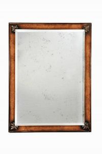Art. 710, Miroir rectangulaire classique pour salons et couloirs