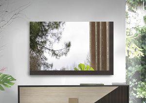 Art. NS00034, Miroir c�tel� laqu�