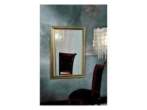 BALHAS mirror 8327M, Cadre de style classique avec des finitions en feuilles d'or