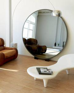 Circle 207, Grand miroir rond