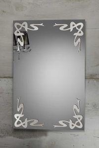 DECO MIRROR, Miroir avec décorations