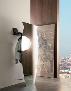 dl200 madrid, Miroir en forme de vase, pour les entrées