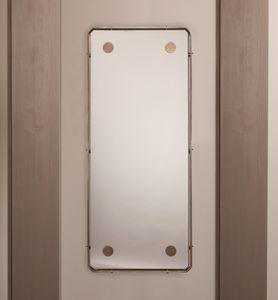 DOMINO HF2076MI, Miroir rectangulaire pour salons