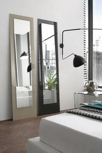 DORIAN SSC03, Miroir rectangulaire tremp� id�al de verre