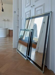 Elen 357, Miroir sur verre de cristal