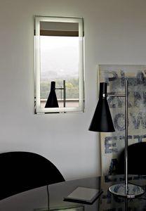 Elen E357, Miroir r�tro�clair� LED